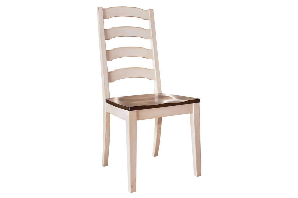 Whitesburg Dining Table 6 Side Chairs