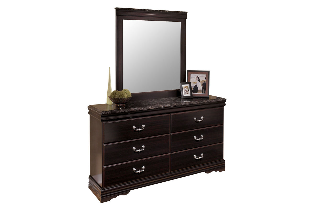 esmarelda dresser mirror at gardner white. Black Bedroom Furniture Sets. Home Design Ideas