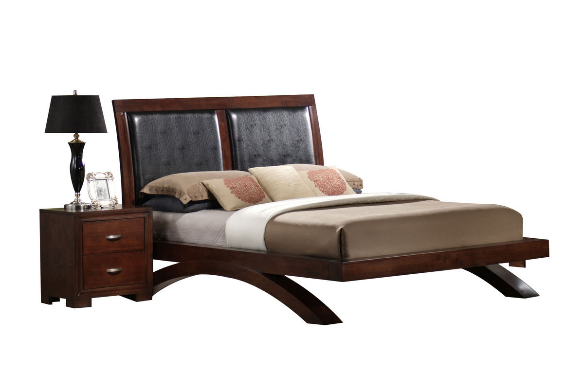 Raven Queen Bed from Gardner-White Furniture