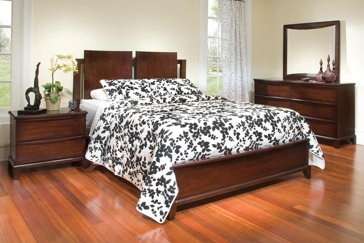 tacoma 5 piece queen bedroom set at gardner white. Black Bedroom Furniture Sets. Home Design Ideas
