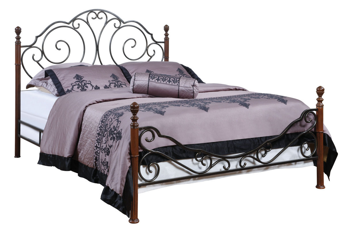 Lena Queen Bed from Gardner-White Furniture