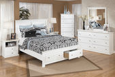Bostwick Queen Storage Bed