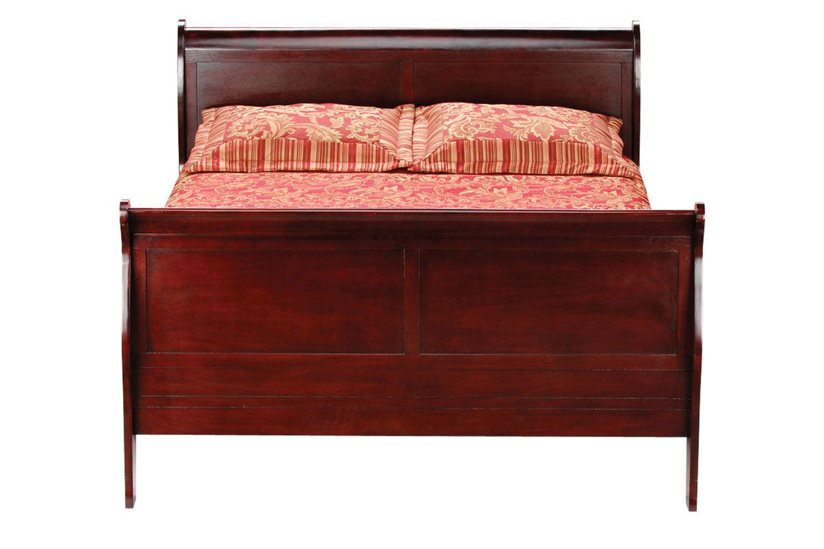 Louis Full Sleigh Bed from Gardner-White Furniture