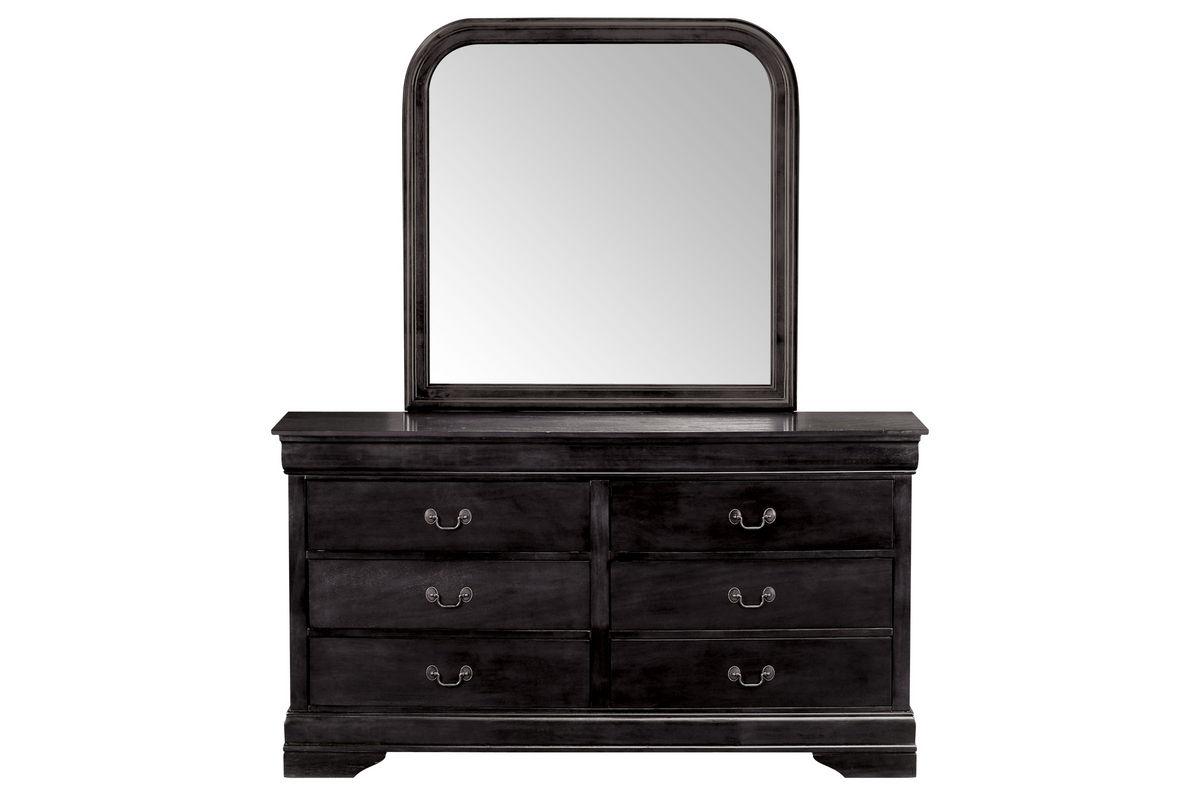 Luigi Dresser + Mirror from Gardner-White Furniture