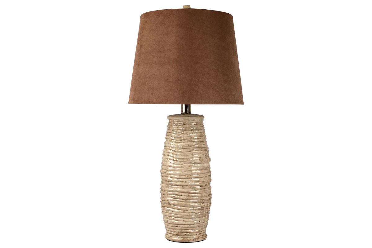 Haldis Table Lamp by Ashley from Gardner-White Furniture