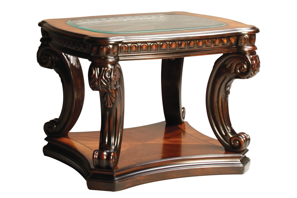 Old World End Table from Gardner White Furniture. Old World End Table