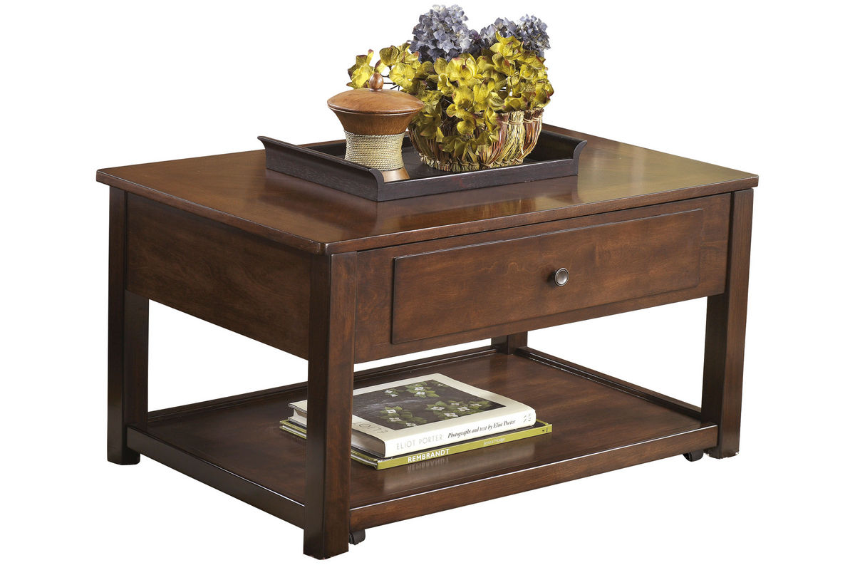Marion Lift Top Cocktail Table At Gardner White