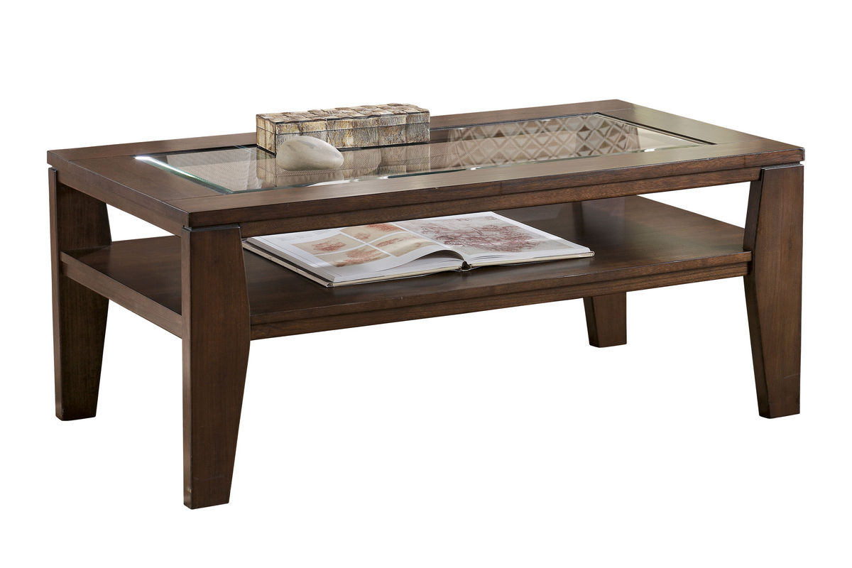 Nathan Cocktail Table At GardnerWhite - Antique cream coffee table