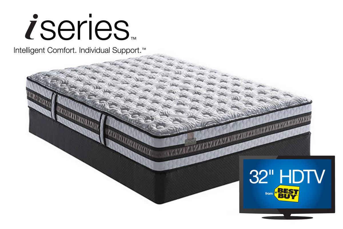 iSeries™ by Serta Expression Queen Mattress
