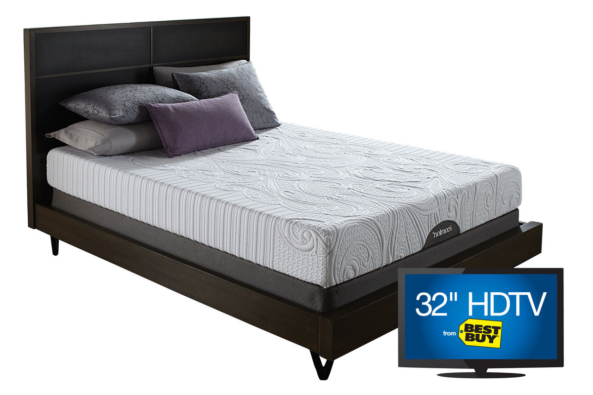 icomfort insight with everfeel queen mattress from furniture - Icomfort Mattress