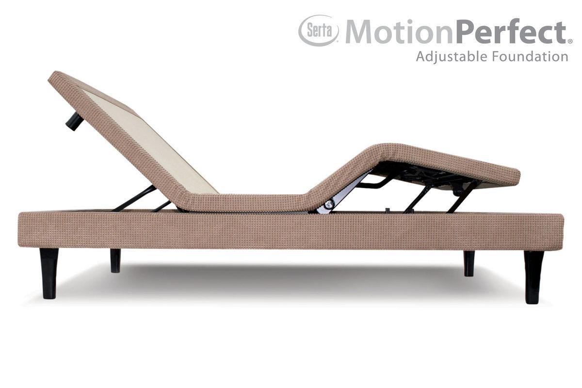 Serta 174 Motion Perfect Ii Queen Adjustable Foundation