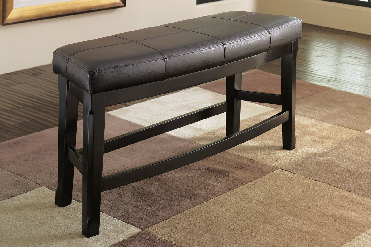 Share - Emory Double Upholstered Bar Stool D569-024*FDROP-170629