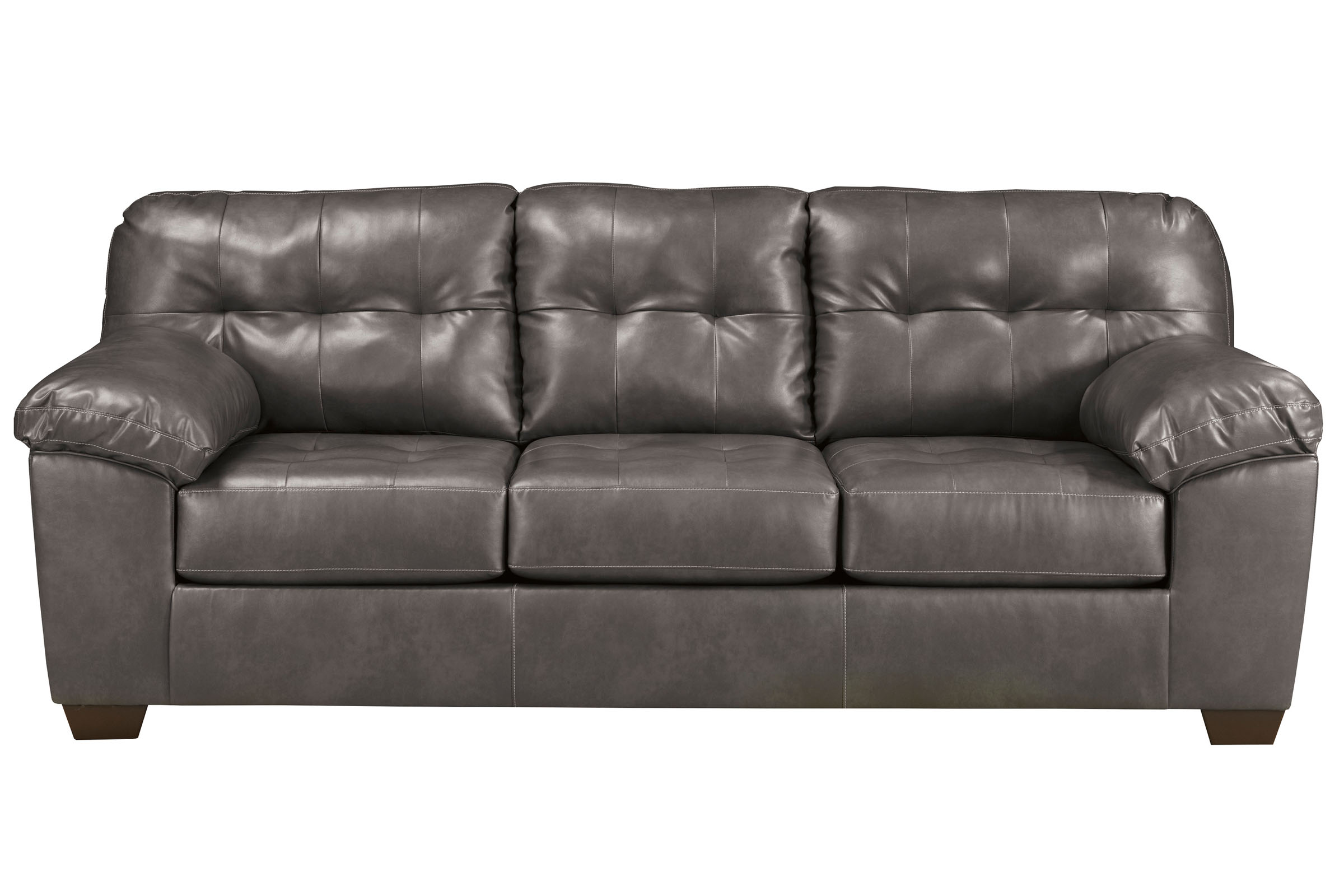Edison Bonded Leather Sofa
