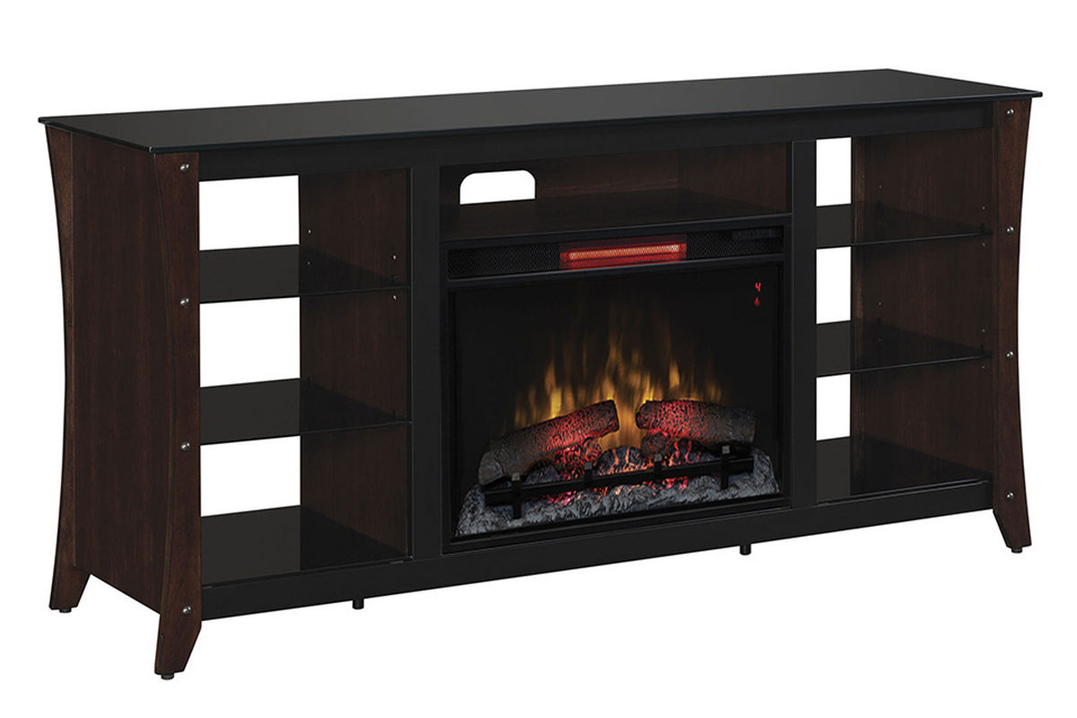 Marlin Infared Fireplace & Mantel from Gardner-White Furniture