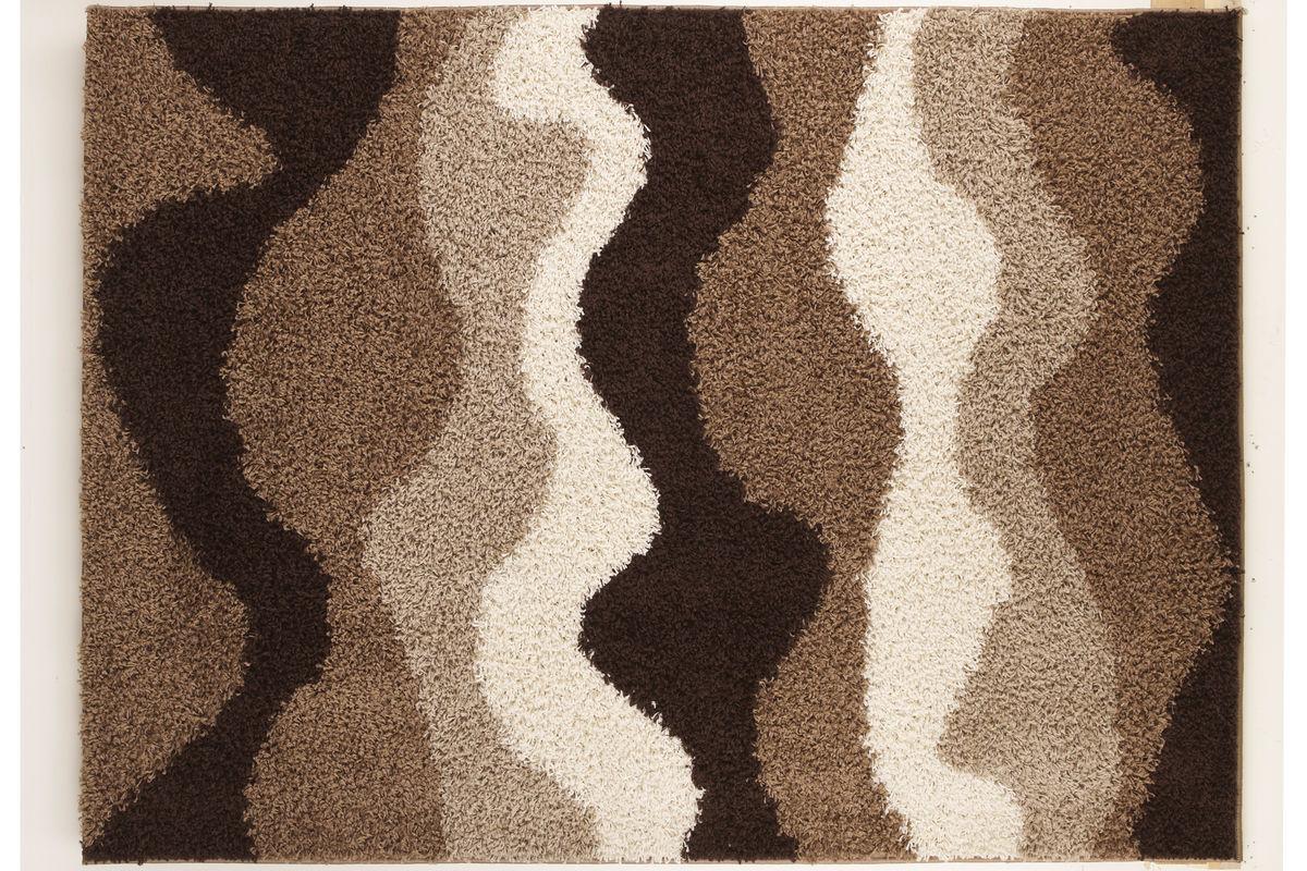 Kipri Medium Rug in Java by Ashley from Gardner-White Furniture