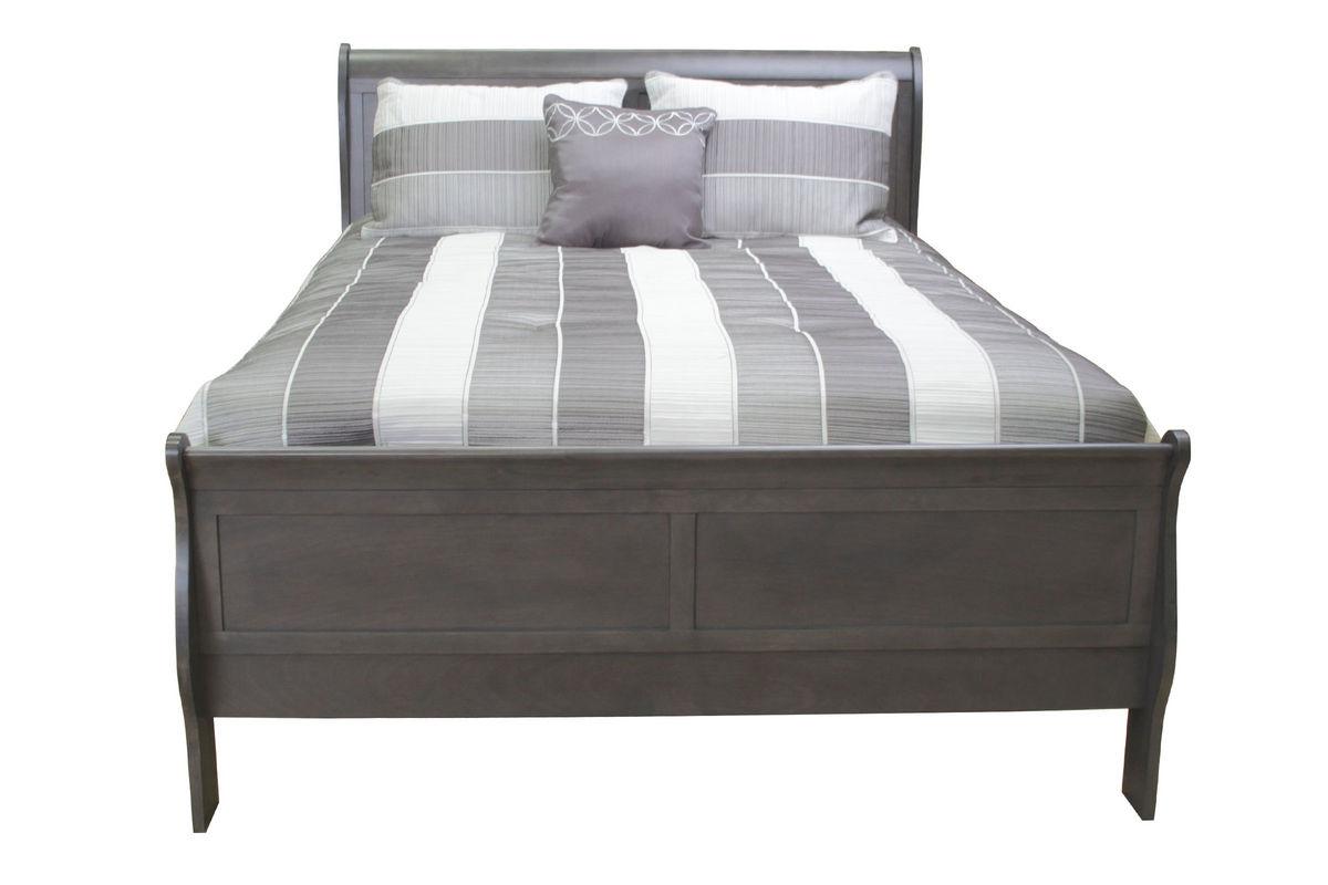 Sulton Full Sleigh Bed from Gardner-White Furniture