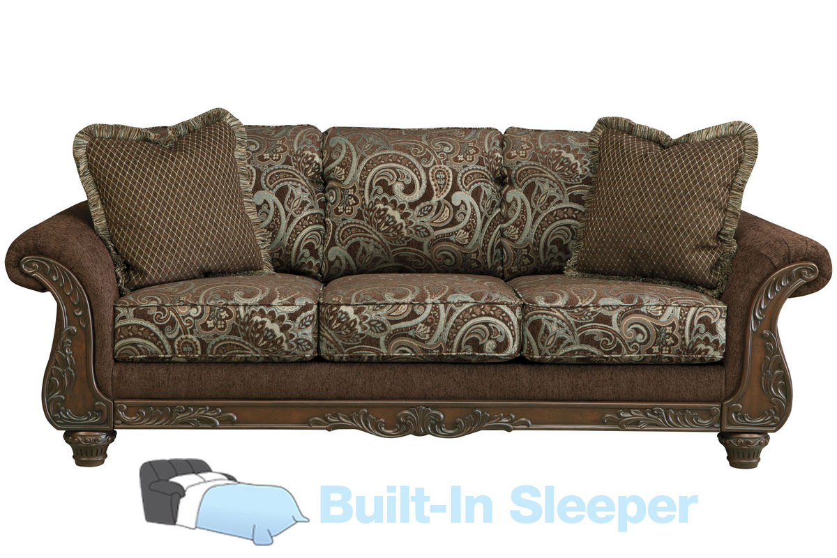 Grant Queen Sleeper Sofa At Gardner White