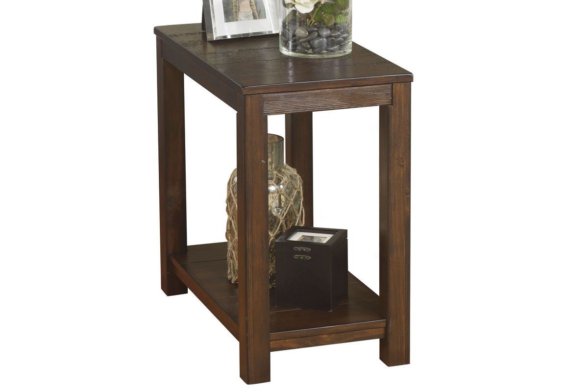 Grinlyn Chair Side End Table T660 7 At Gardner White