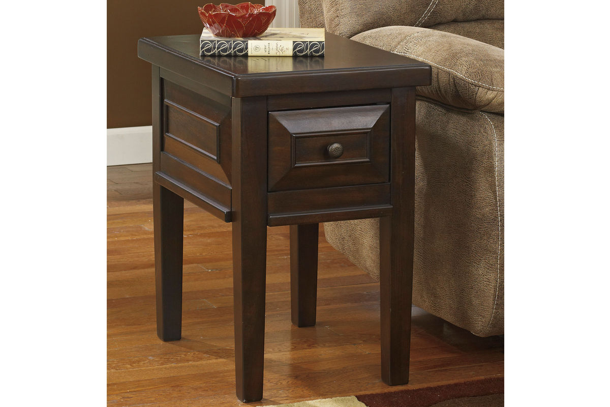 Hindell Park Chair Side End Table At Gardner White