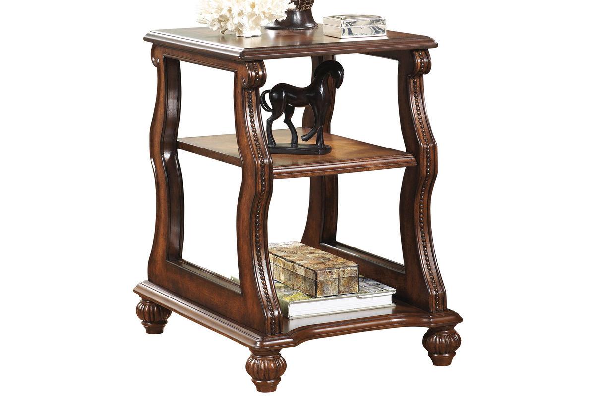 Shelton Chair Side End Table T489 7*FDROP 170629 From Gardner White