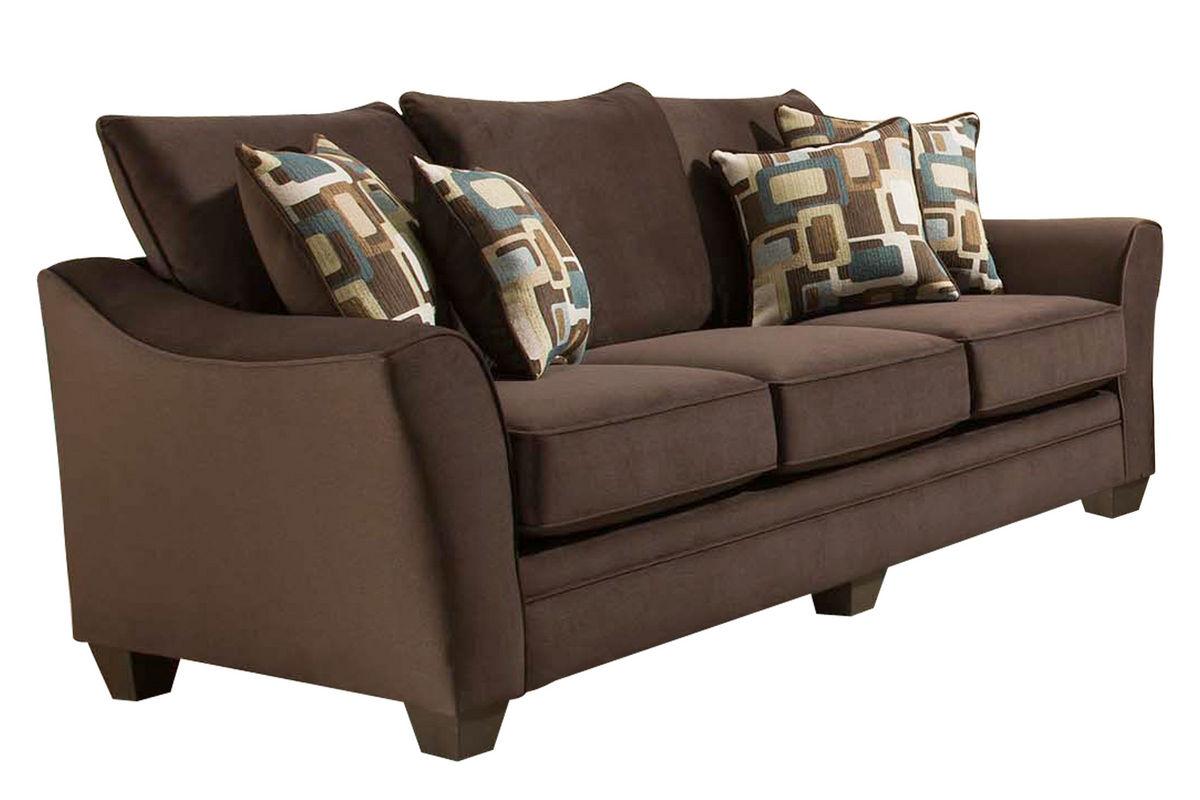 Boca Microfiber Sofa from Gardner White Furniture. Boca Microfiber Sofa