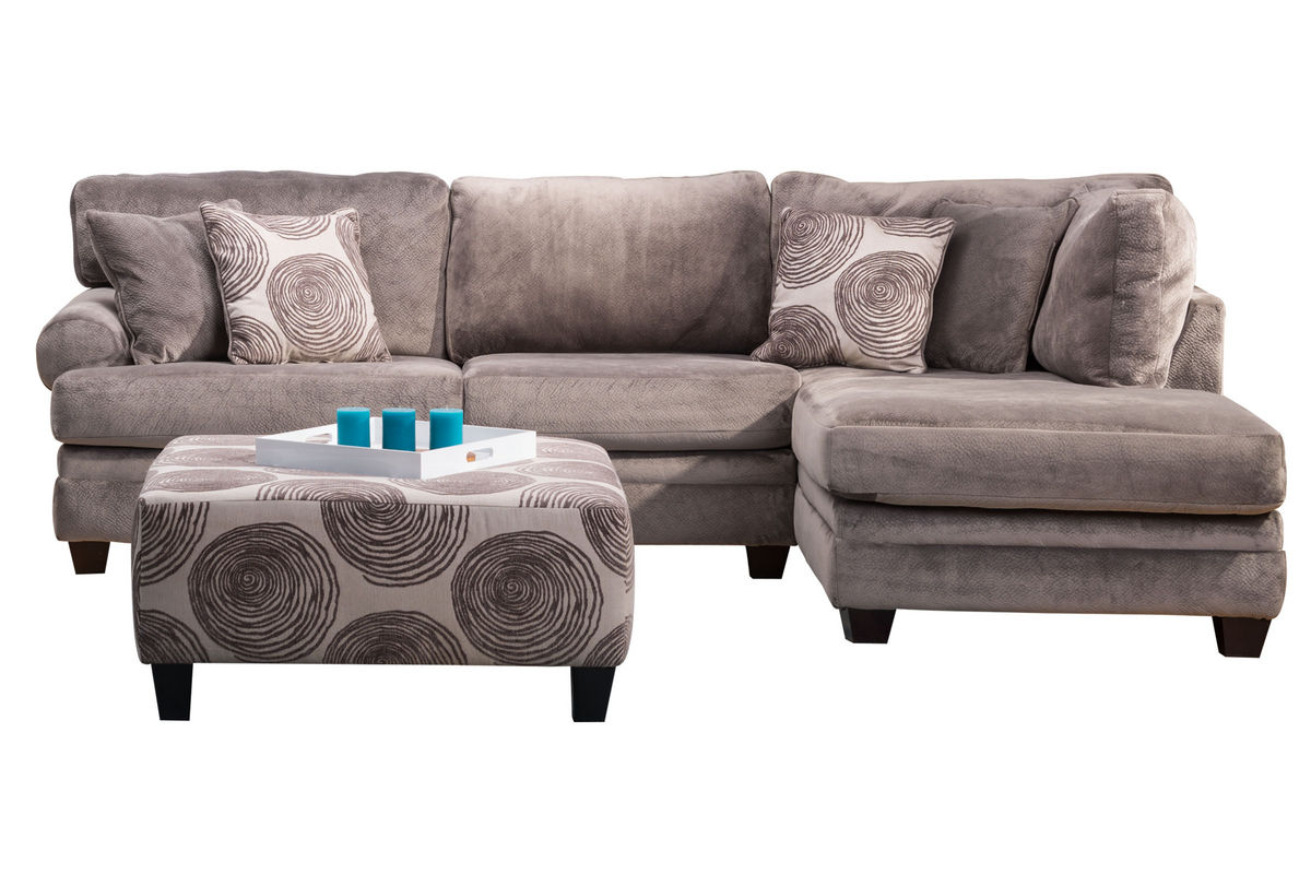 Gaylord Microfiber Sectional from Gardner-White Furniture  sc 1 st  Gardner-White : micro fiber sectional - Sectionals, Sofas & Couches