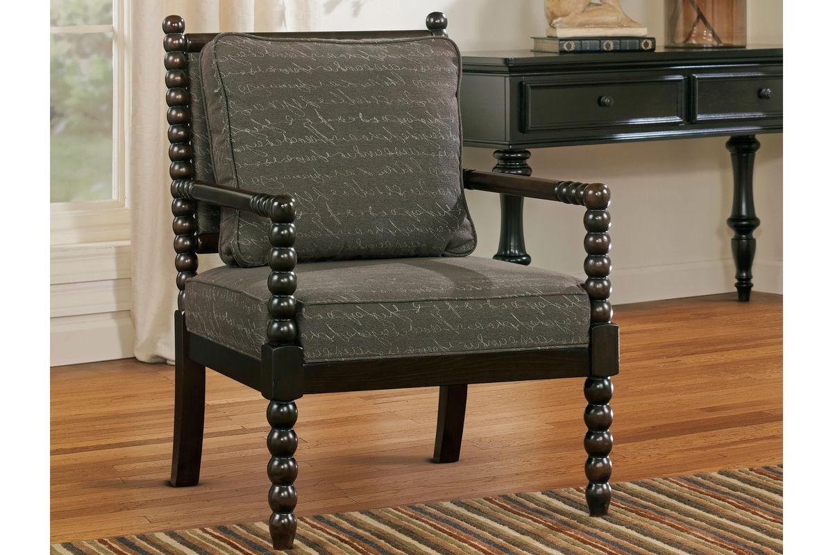 Milari Umber Accent Chair By Ashley At Gardner White