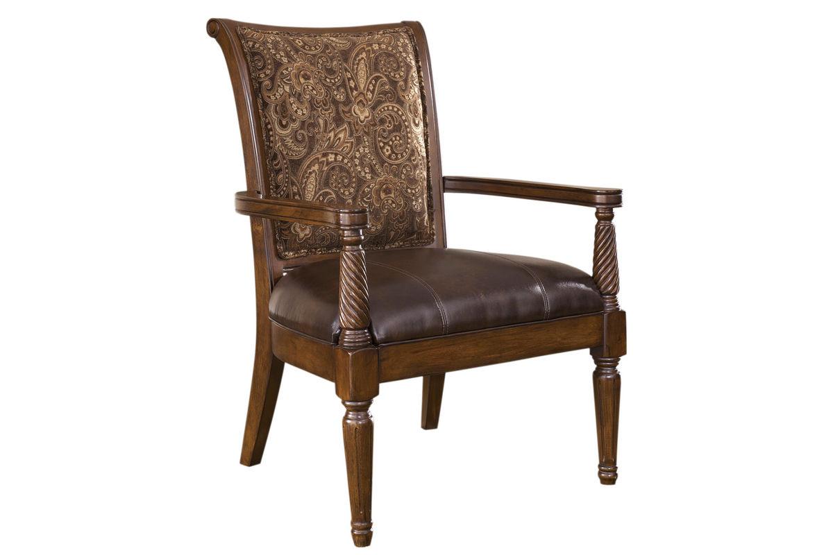 Barcelona Antique Accent Chair 5530060_FDROP_170109*FDROP-170629 from  Gardner-White Furniture - Barcelona Antique Accent Chair 5530060_FDROP_170109*FDROP-170629