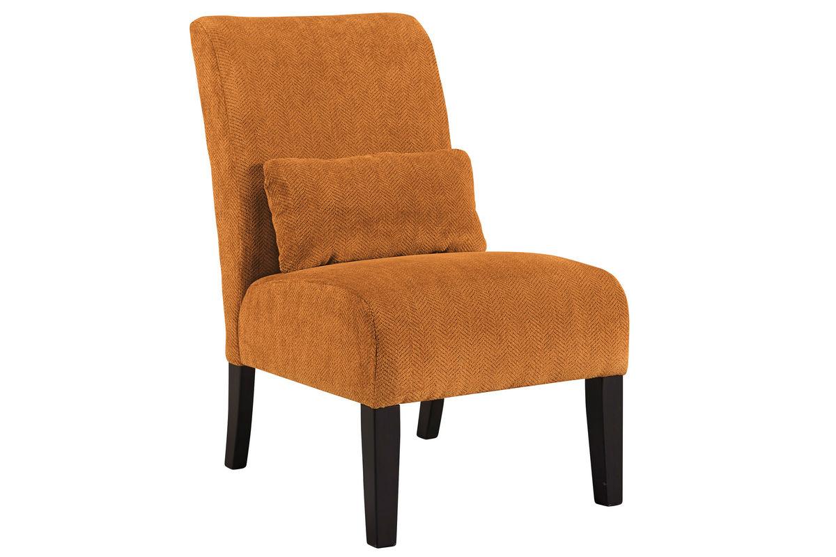 Innovative Orange Accent Chair Creative