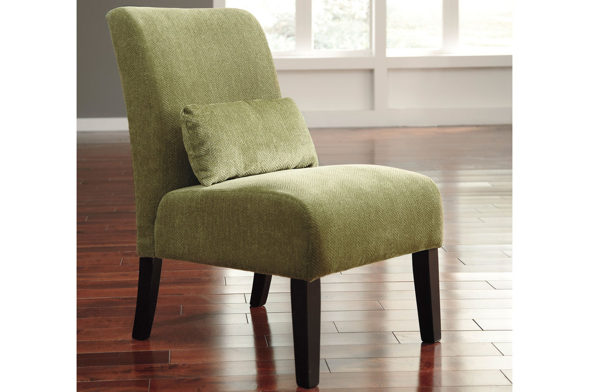 Annora Green Accent Chair By Ashley