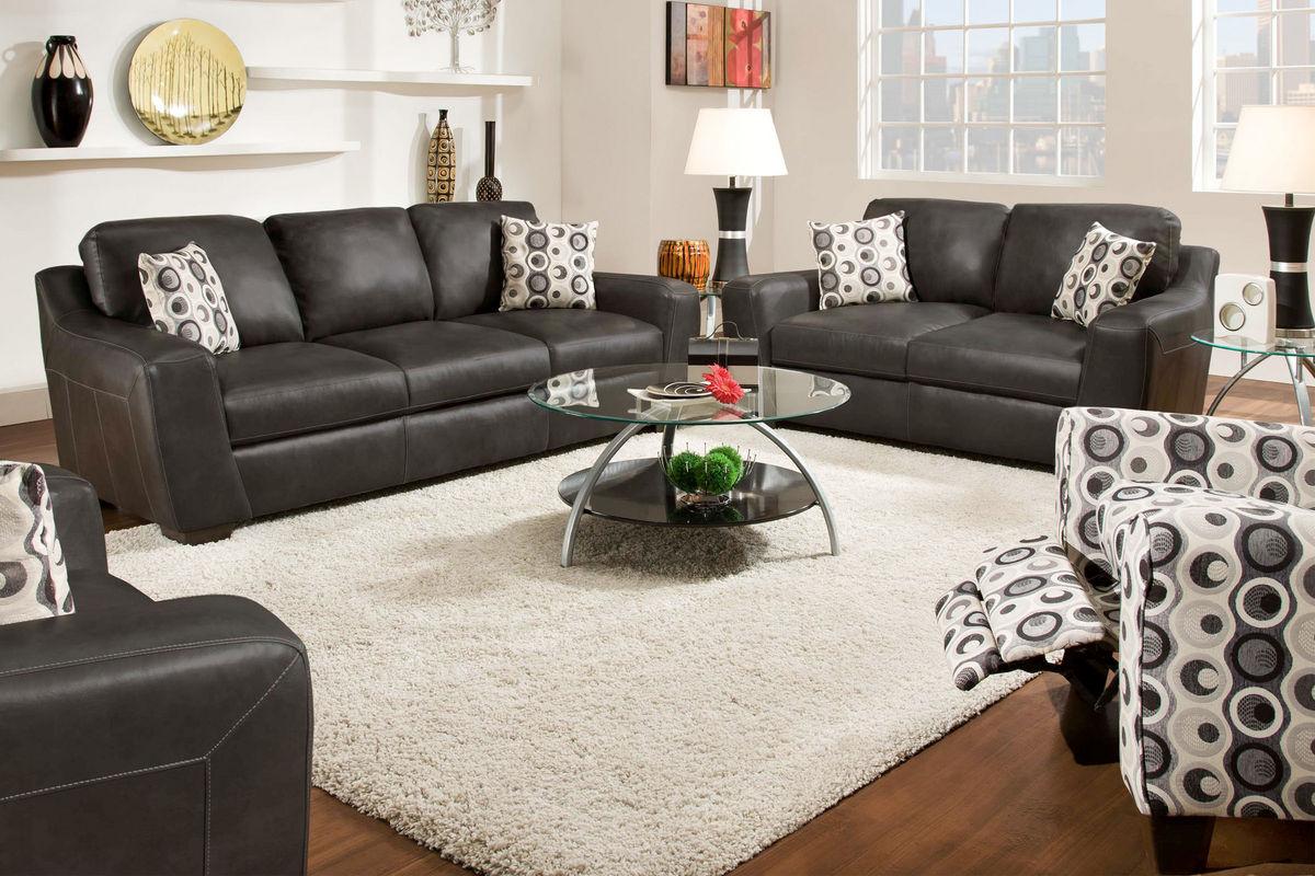 Naples Sofa Loveseat Package From Gardner White Furniture