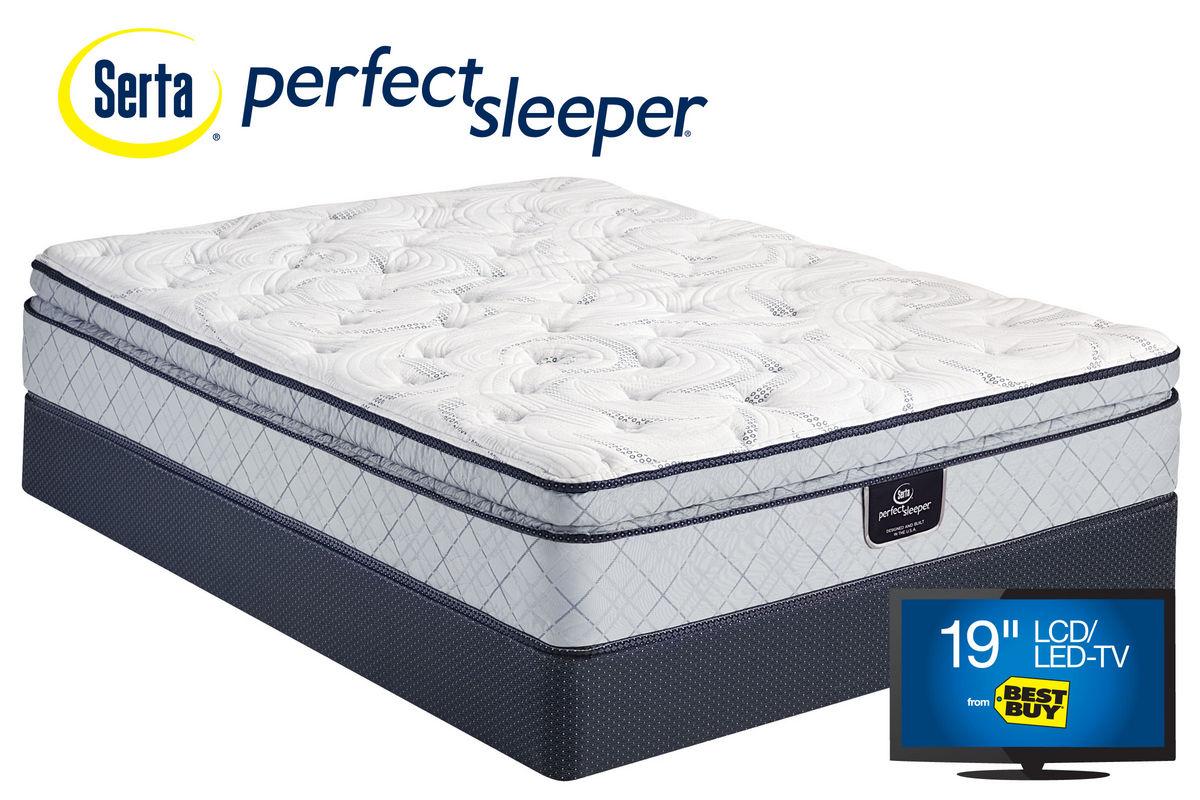 Serta Perfect Sleeper Grand Sky King Mattress