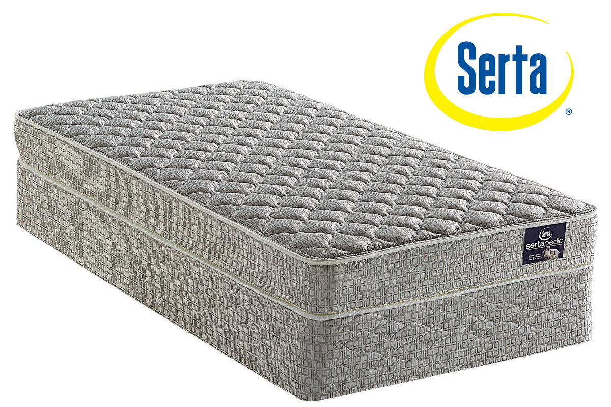 Serta Birchmoor Queen Mattress At Gardner White