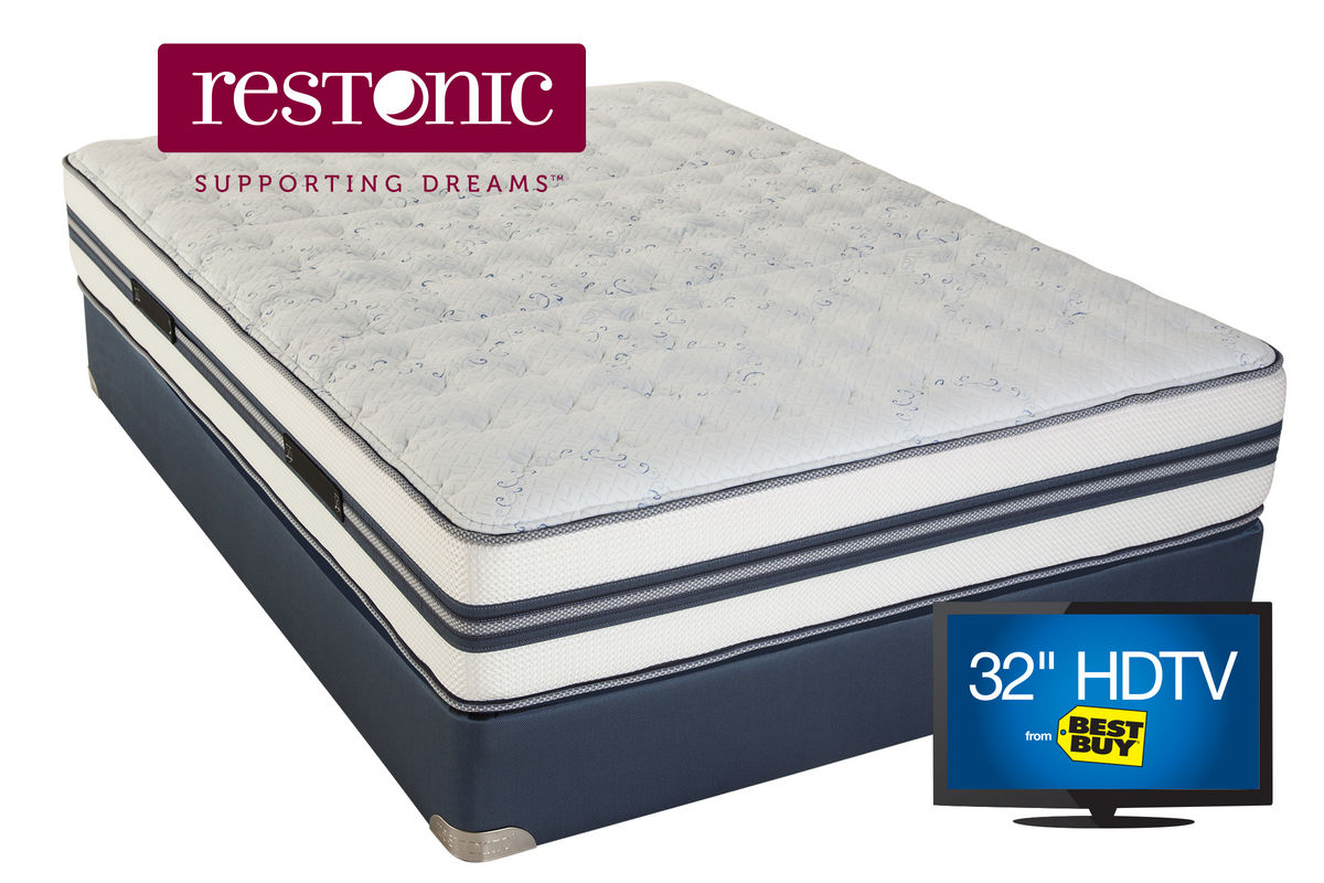 Restonic Comfort Care Select Pensacola Firm Full Mattress
