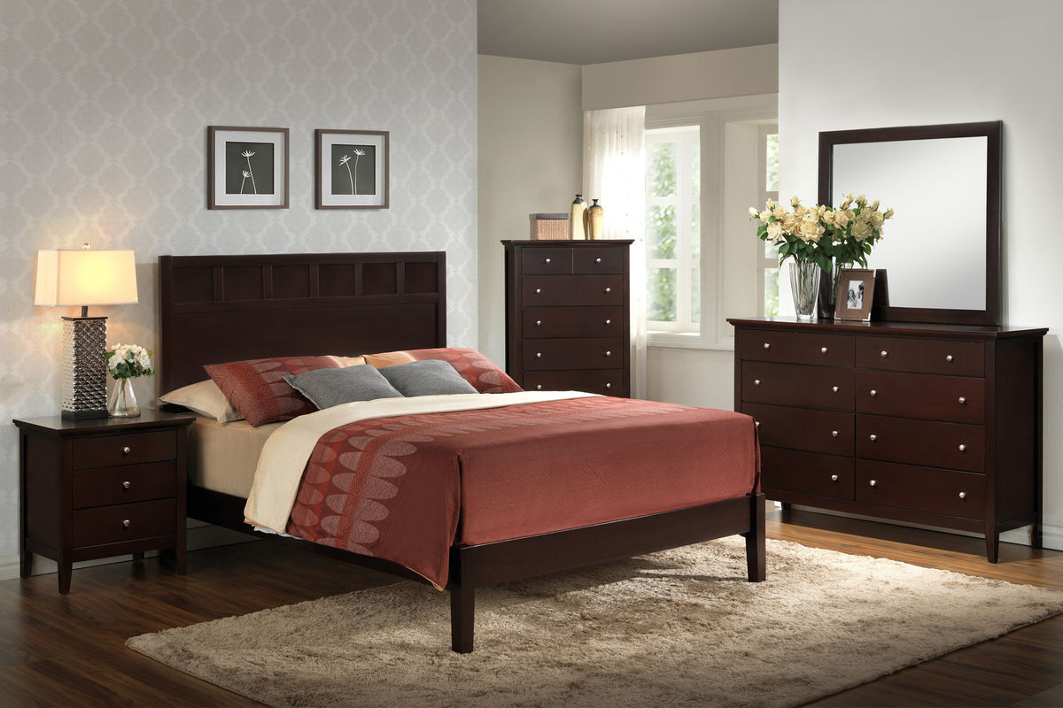 wetstone queen 5 piece bedroom set