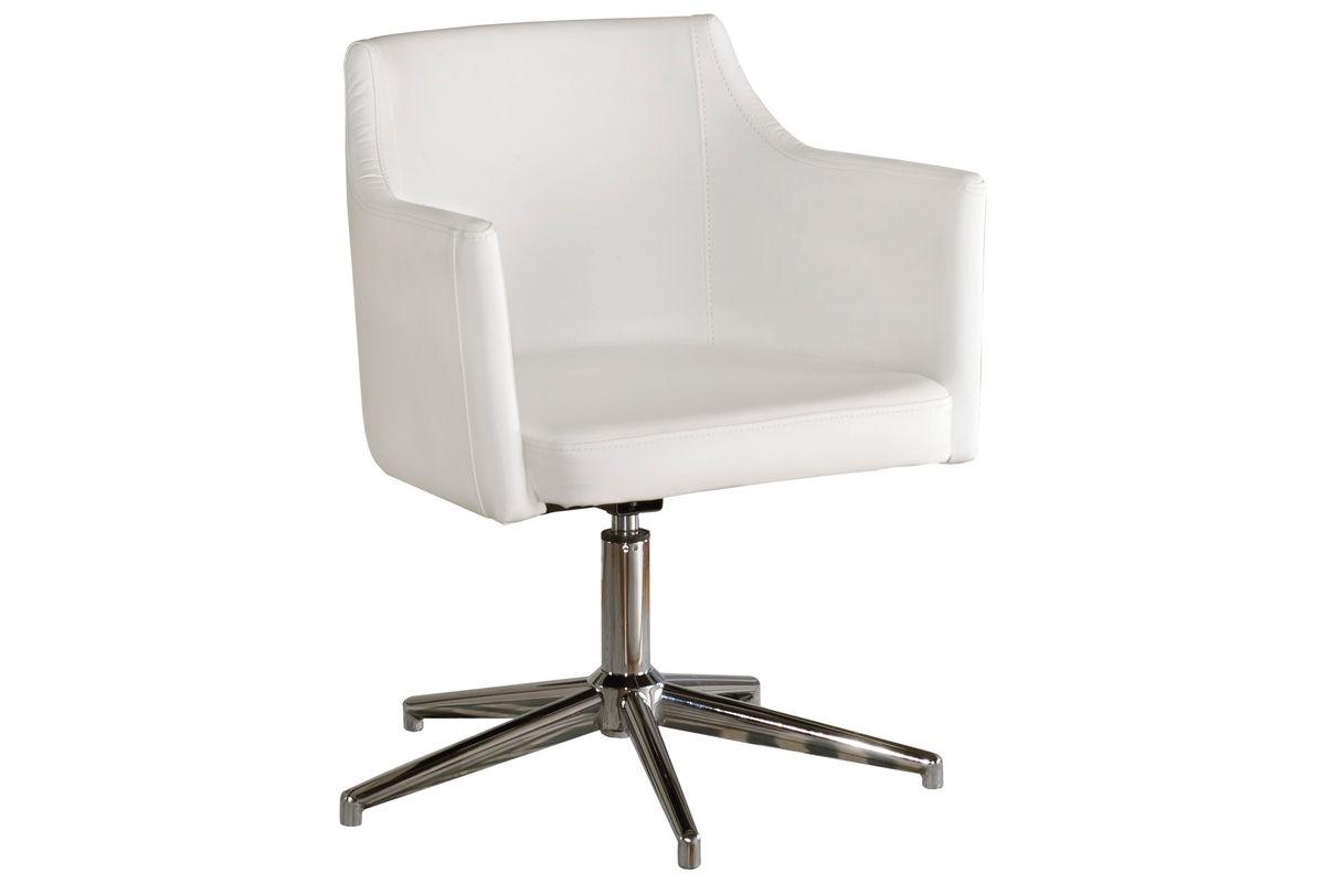 Stationary Desk Chair barga home office swivel desk chair h410-01a