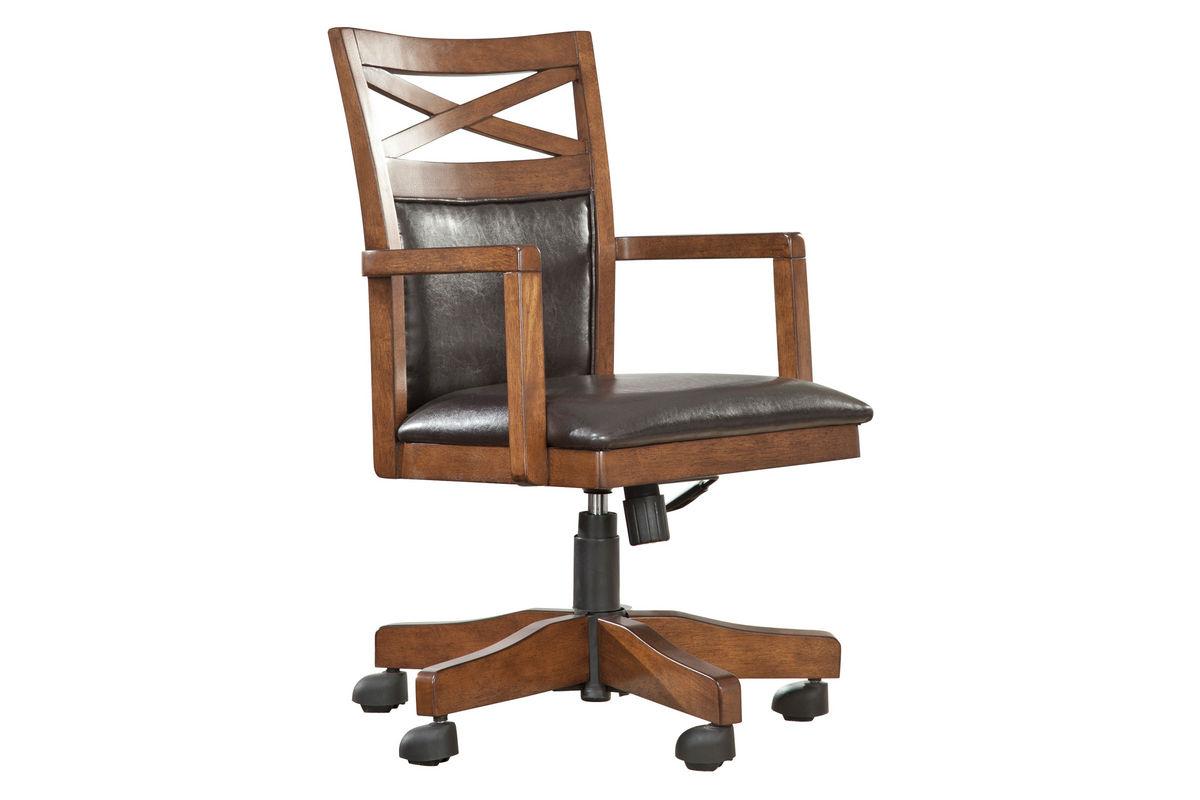 burkesville home office desk chair h565 01a from gardner white furniture buy burkesville home office desk