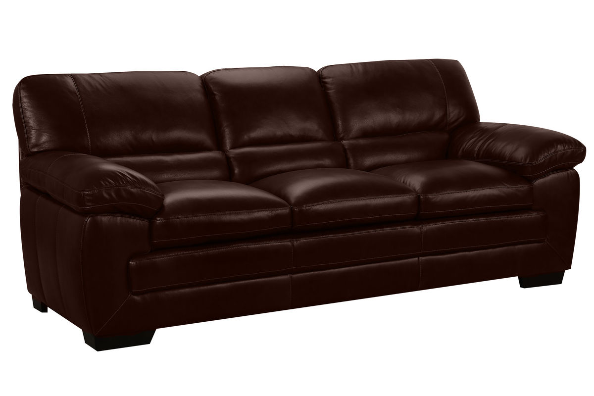 Spencer Leather Sectional Sofa Spencer Leather Sofa
