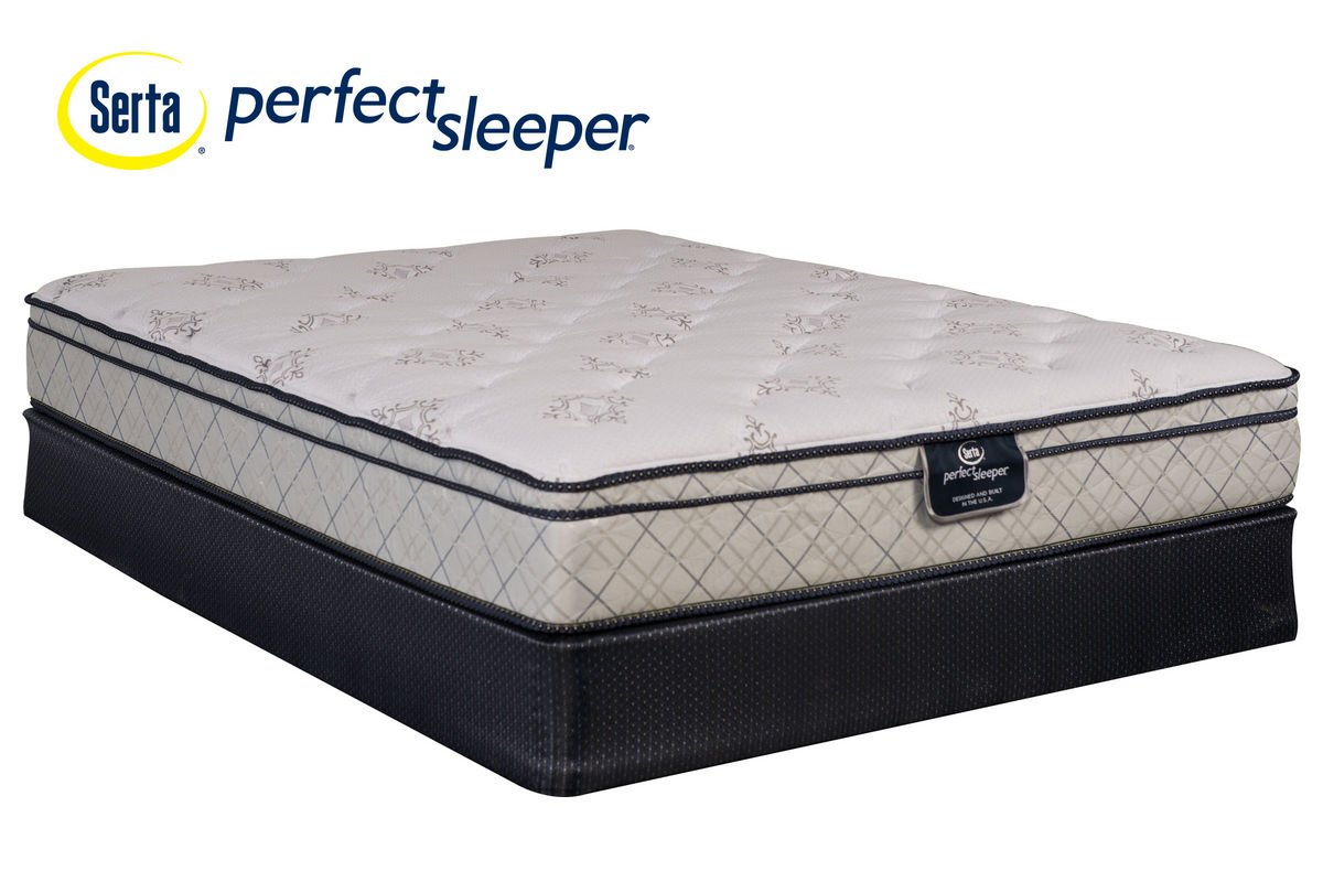 Serta Perfect Sleeper Escala Queen Mattress