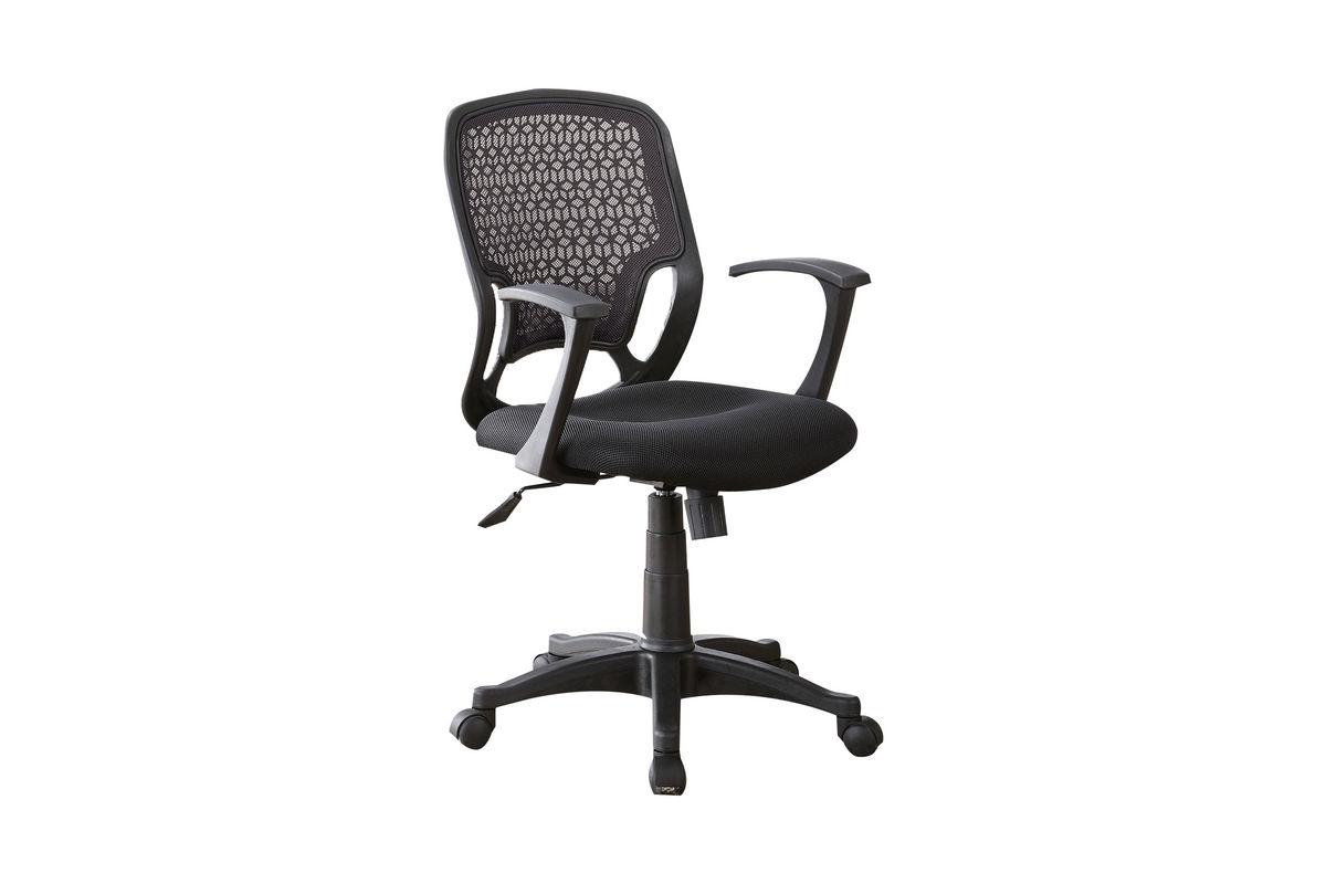 black mesh office chair 800056 from gardner white furniture