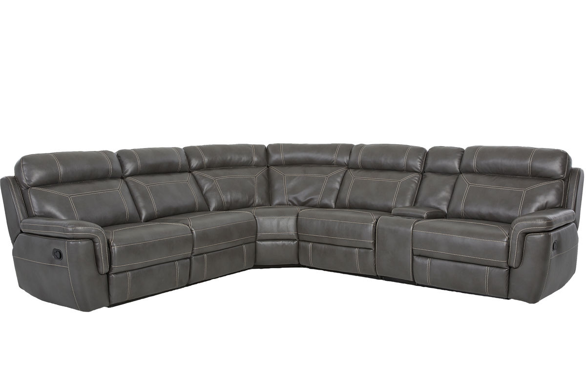 Sheldon 6 Piece Sectional From Gardner White Furniture