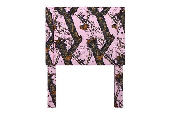 Zippity Kids Twin Headboard Mossy Oak Pink Camouflage : 57500600x400 from www.gardner-white.com size 600 x 400 jpeg 65kB