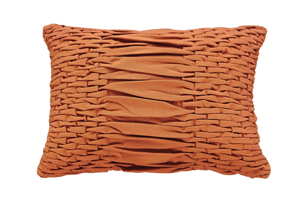 Ashley Nellie Coral Accent Pillow At Gardner-White