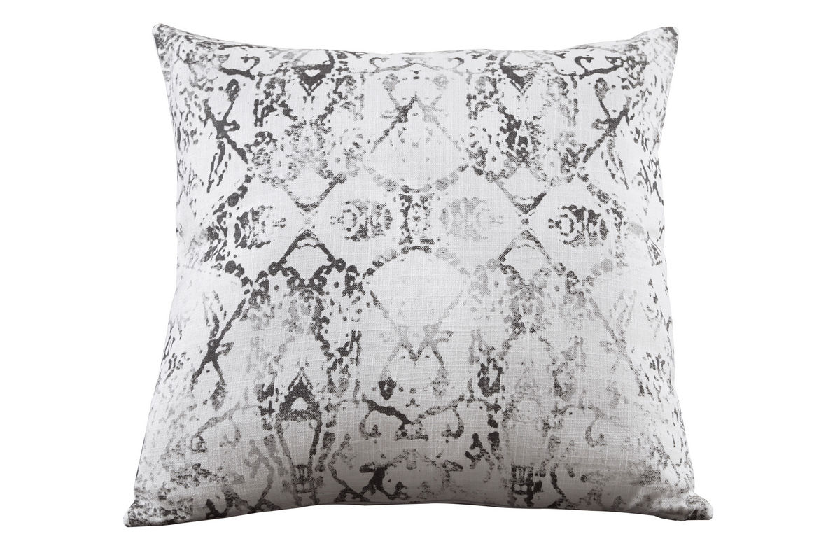 Ashley Rustic Grey Accent Pillow*FDROP-170629 At Gardner-White