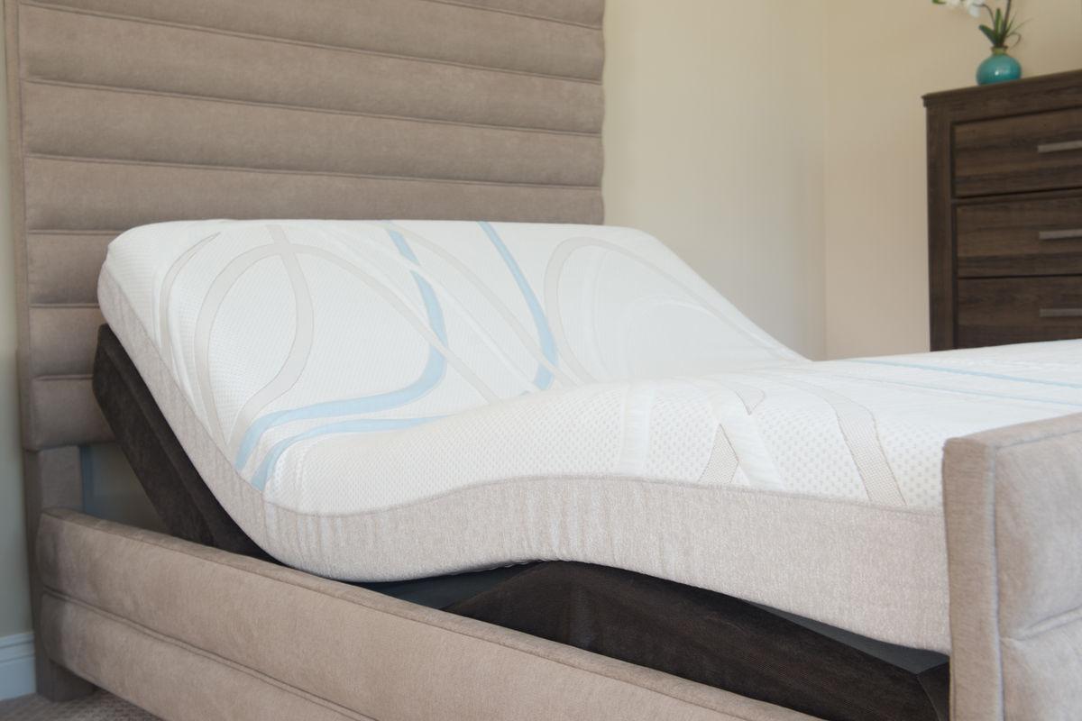 sleep gel memory foam twin mattress at gardner white. Black Bedroom Furniture Sets. Home Design Ideas