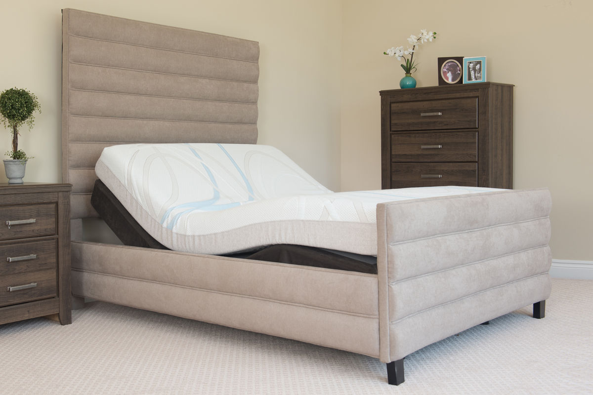 Sleep Twin Xl Mattress With Adjustable Base