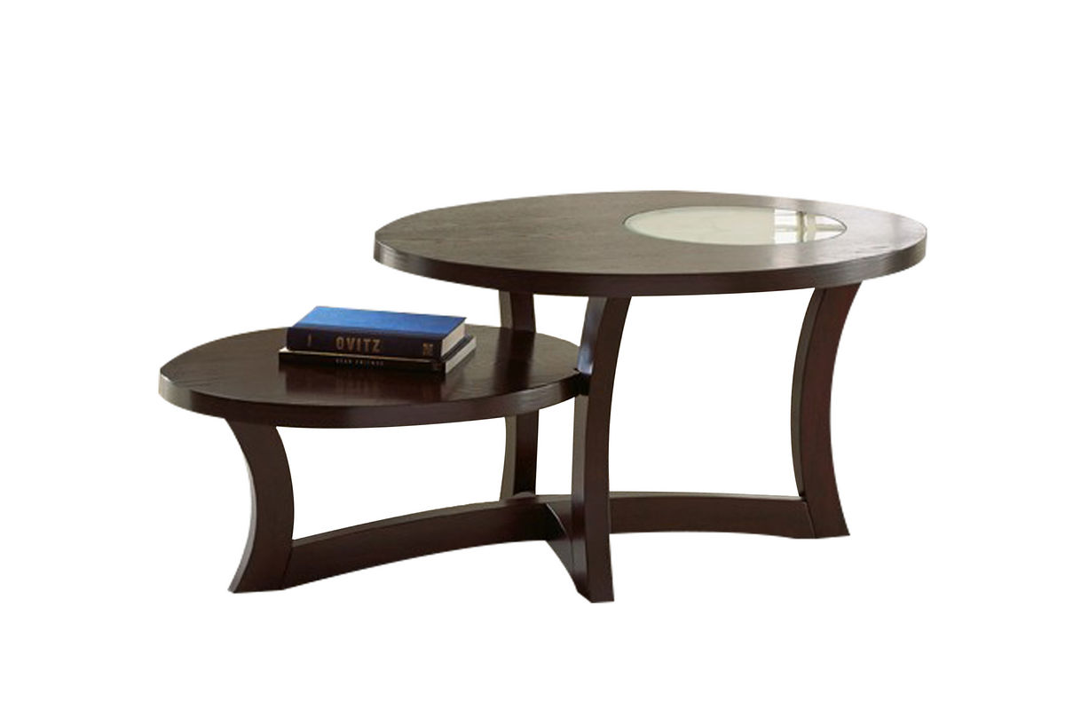 Espresso Cocktail Table From Gardner White Furniture