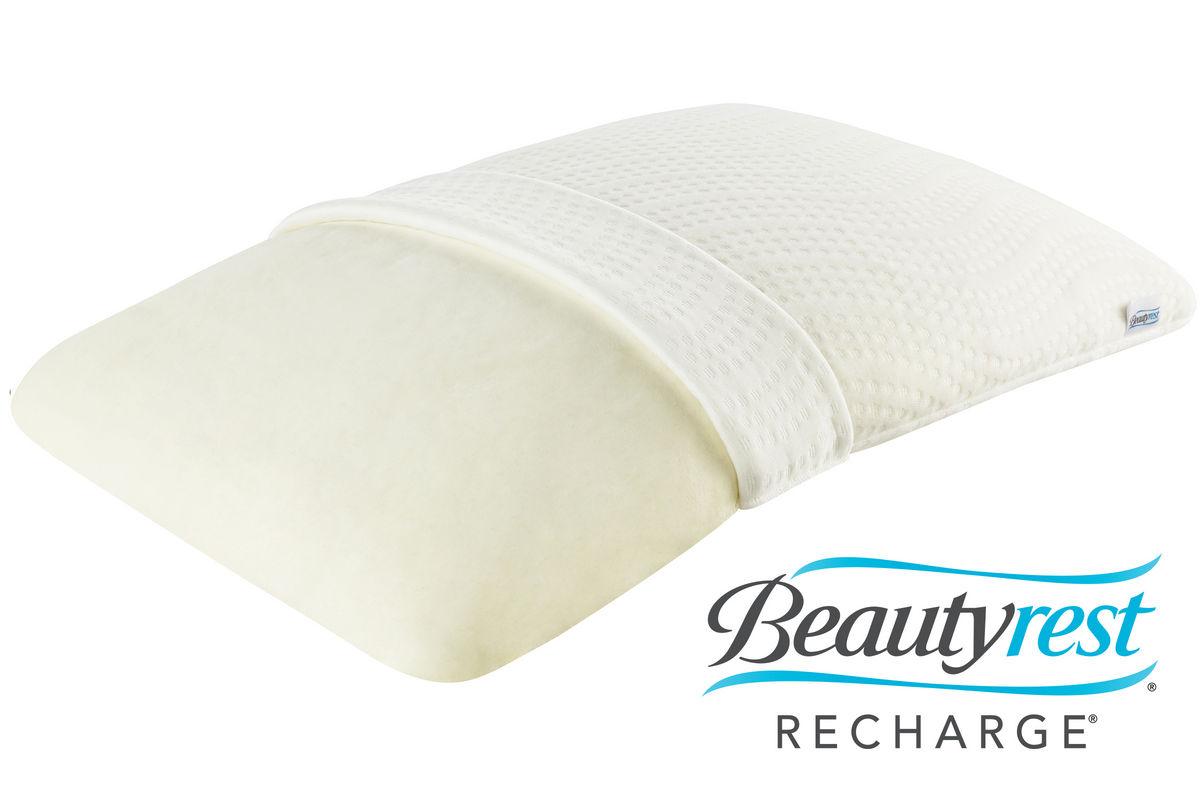 Beautyrest 174 Recharge 174 Memory Foam Pillow At Gardner White