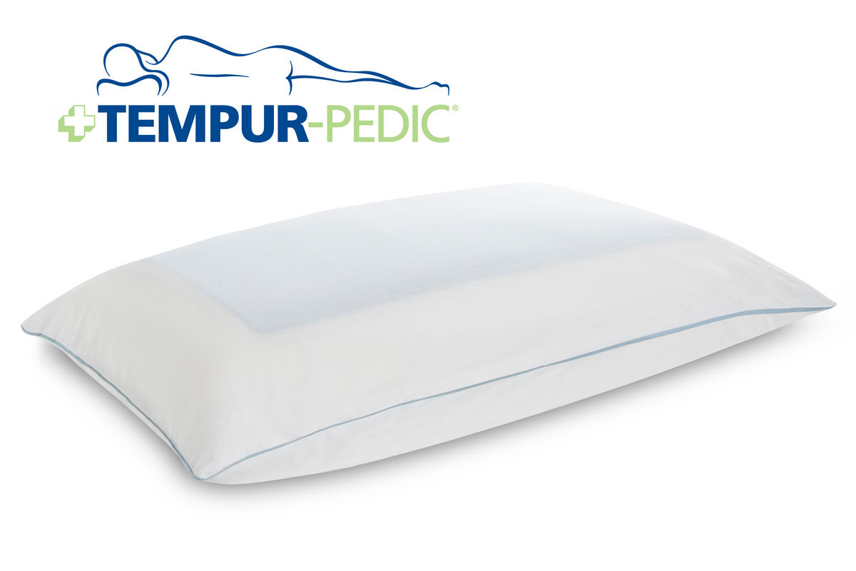 Tempur Cloud 174 Breeze Dual Cooling Pillow At Gardner White