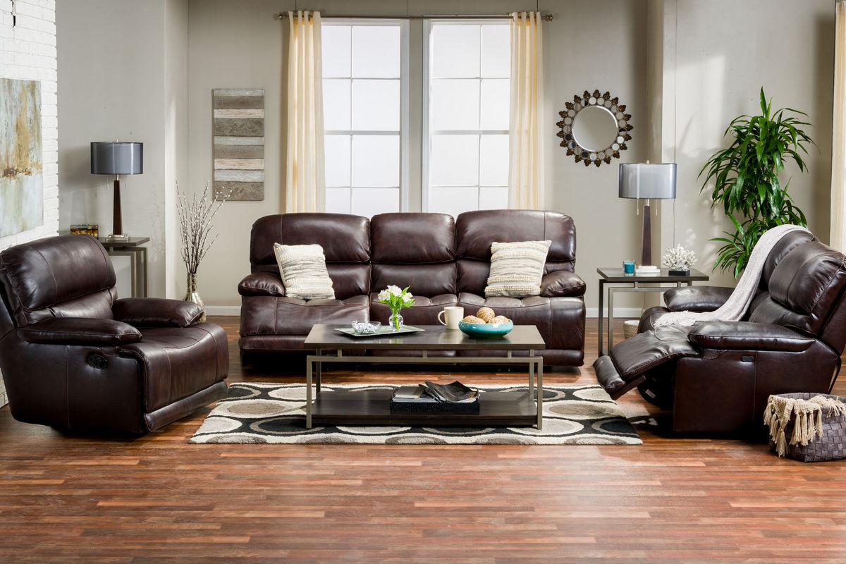 873b0399185bf8 El Paso Power Reclining Sofa + Loveseat from Gardner-White Furniture